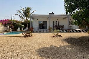 Villa plain pied 3 chambres avec piscine à vendre à la Somone