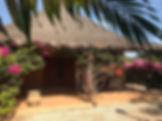 Villa en résidence bord de mer à nianing avec piscine privée pas chère