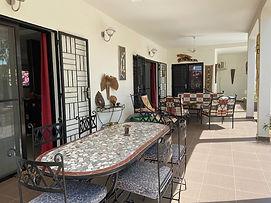Villa 3 chambres à vendre à Ngaparou bord de mer