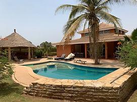 Villa en résidence avec piscine privée à vendre à Saly