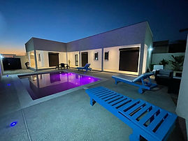 Villa 2 chambres avec piscine à vendre Lagune de la Somone
