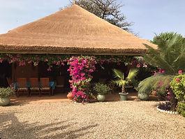 Villa à vendre en résidence bord de mer à Nianing pas cher avec titre foncier