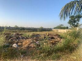 Terrain clôturé en lotissement à Nguering à vendre