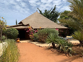 Àvendre villa 3 chambres en résidence à Nianing