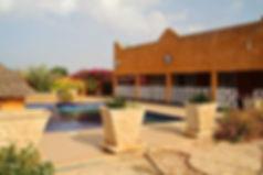 Villa 3 chambres avec piscine à louer à Saly