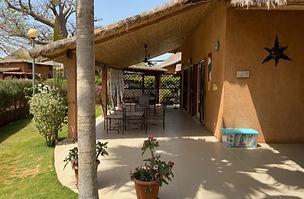 Villa 3 chambres avec titre foncier à vendre en résidence bord de mer à Nianing