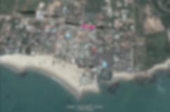 vue Google Earth Alhambra Villas Resort et Lamantin Beach