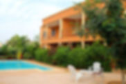 A vendre appartement 2 chambres avec piscine à Ngaparou petit prix