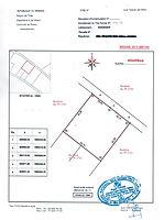 Terrain clôturé de 4 000 m2 à vendre à Saly