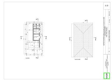 Type pool house 2_ rdc et toiture copie