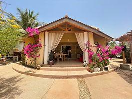 Villa à vendre en résidence bord de mer à Saly