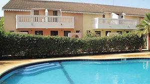 Villa 2 chambres petit prix à vendre en résidence bord de mer à Saly
