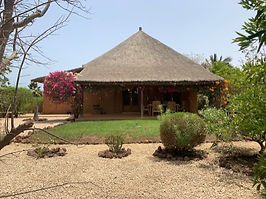 Villa petit prix à vendre en résidence bord de mer à Nianing