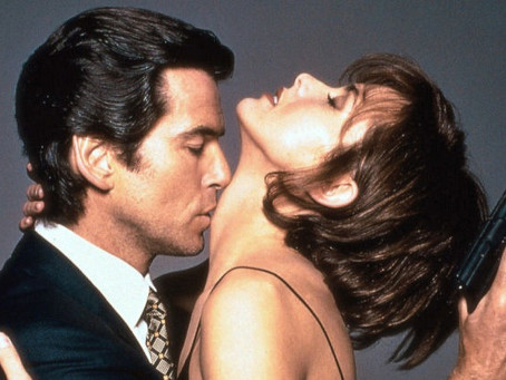 Ready to save the world again: 'GoldenEye', ITV and Twitter trends