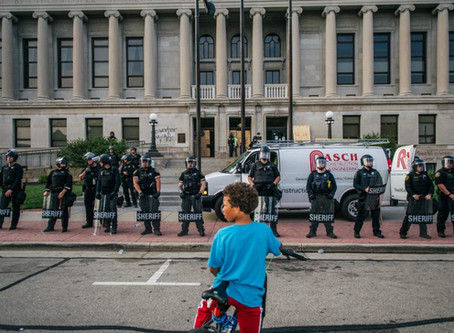As School Reopens, Don't Forget The Hidden Victims Of Police Violence: Children