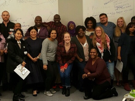 Social Justice Transformation - All Minds, All Hearts, All Hands on Deck