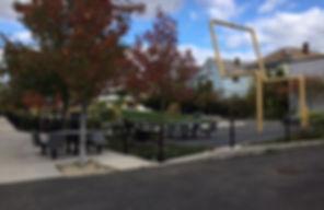 SUS Local Park Co designed by Community.