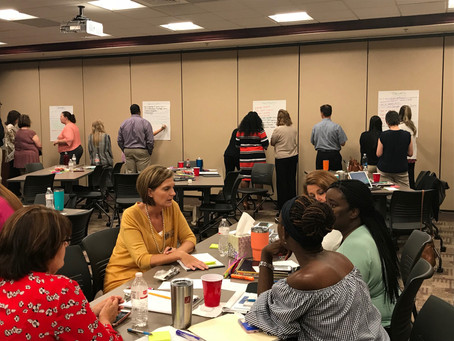 Equity through Consensus: Community-Based Action Labs