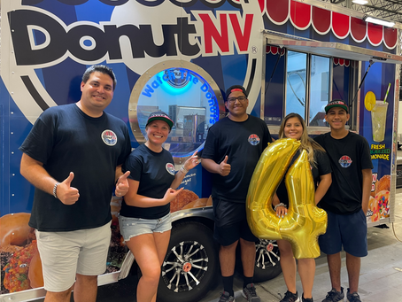 DonutNV Franchising Announces 1st Multi-Territory Agreement in Florida