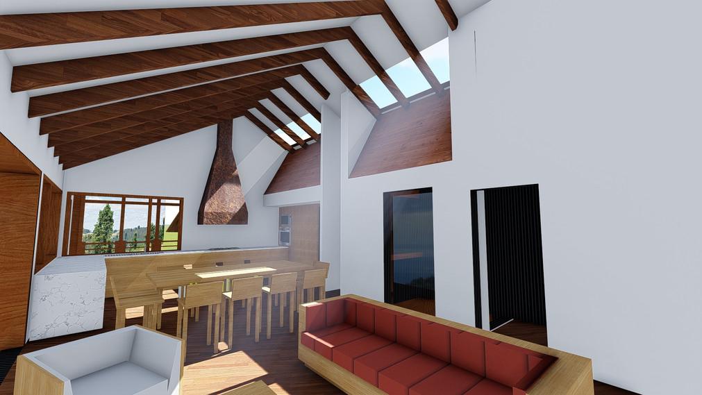 Interiores Casa Galería