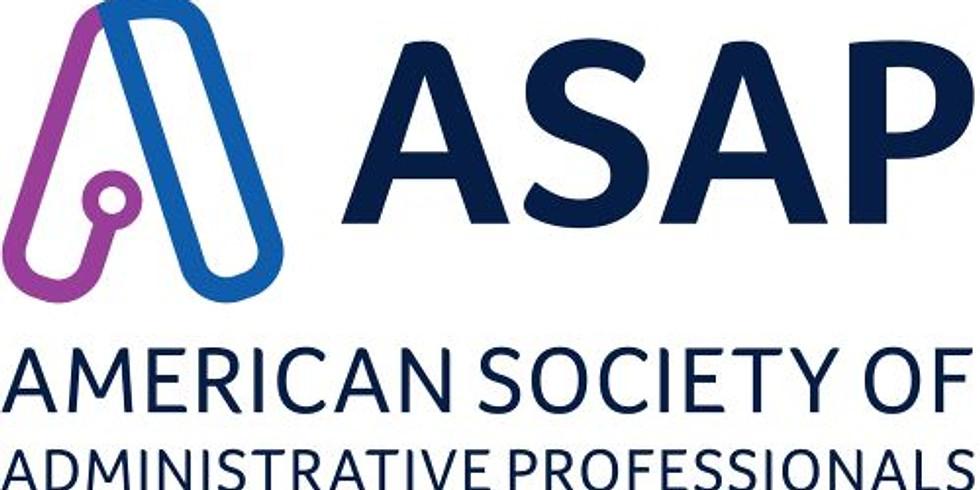 ASAP Project Management Webinar Series