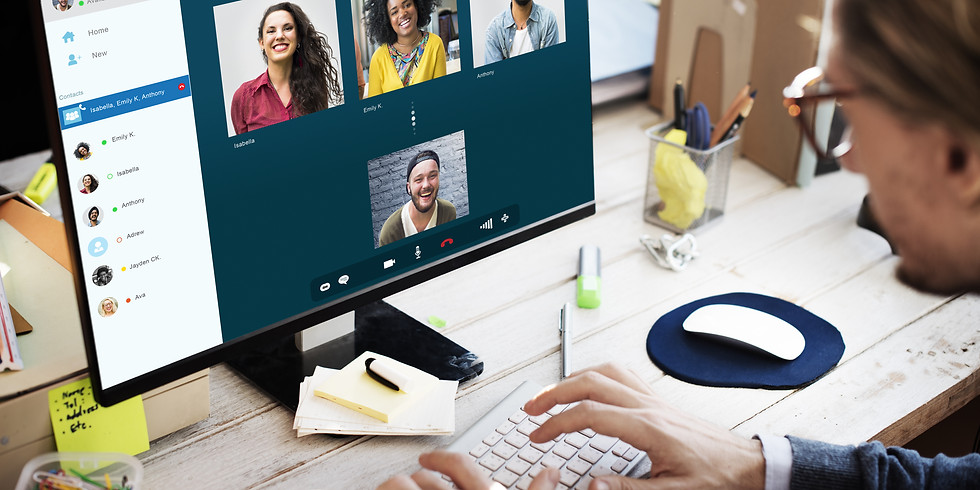 Indoor Recess: A Virtual Gathering of Project Managers