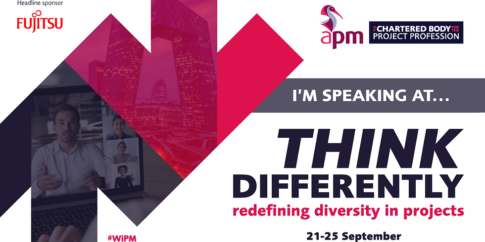 APM Women in Project Management Virtual Conference