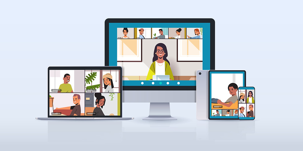JUL Indoor Recess: A Virtual Gathering of Project Managers