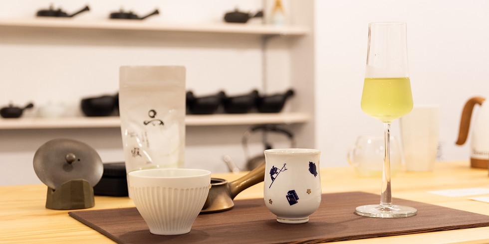 日本茶大好きおじさんによるお茶の淹れ方講座