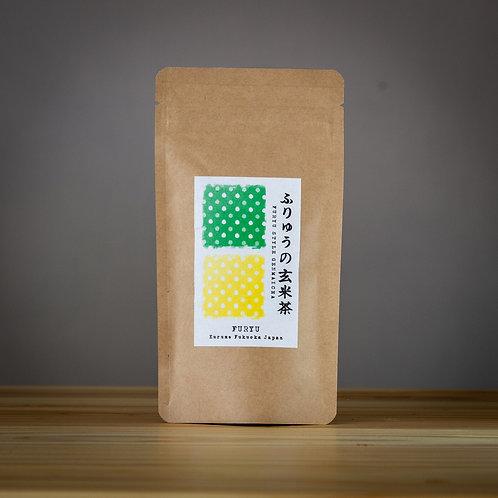 ふりゅうの玄米茶ティーバッグ