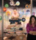 Art Mural-Sahar in front of Art.jpeg