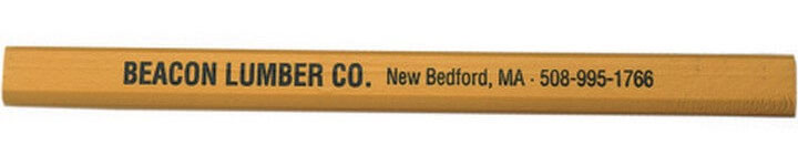 5202 - Carpenter Pencil