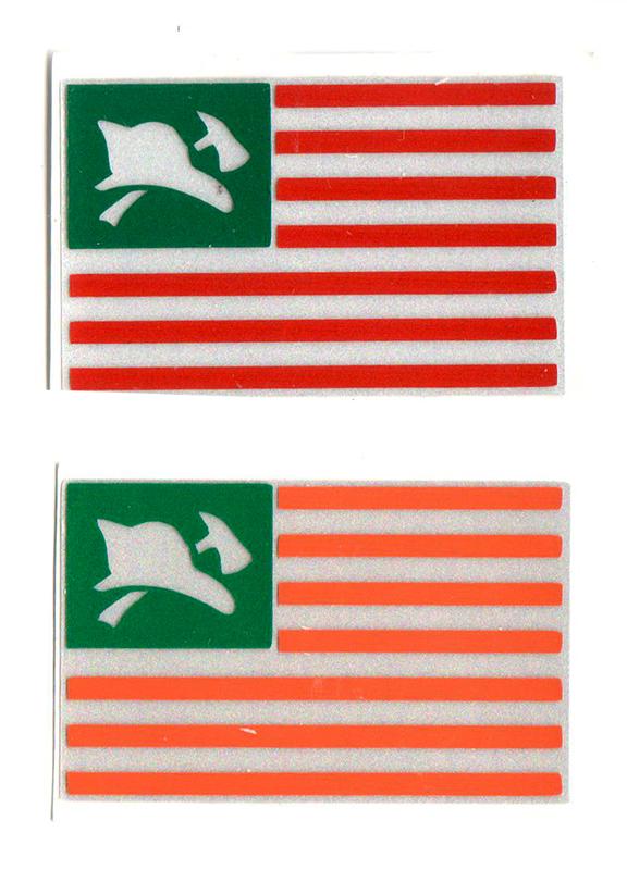 Helmet Flag