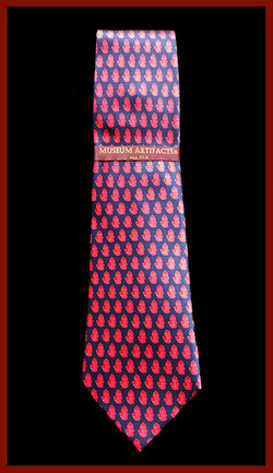 Hydrants Silk Tie