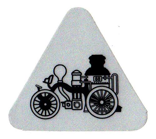 Antique Steamer Tetrahedron