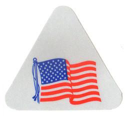 Flag Tetrahedron