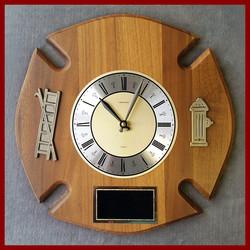 Maltese Clock Plaque