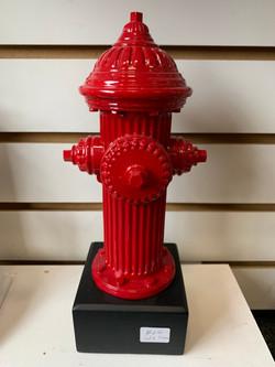 Hydrant Trophy