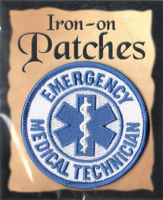 EMS - Iron-on