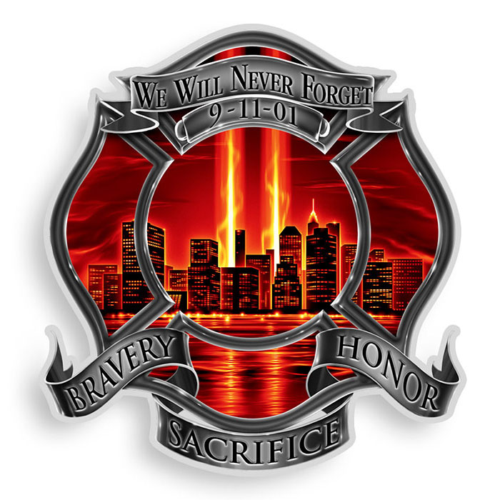 9/11/01 - We Will Never Forget
