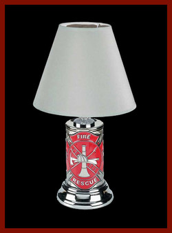 Fire Rescue Lamp