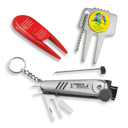 Divots & Golf Tools