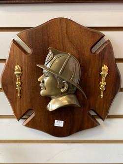 Maltese Fireman Head