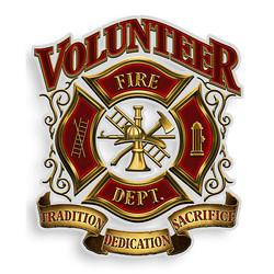 Volunteer Fire Dept.