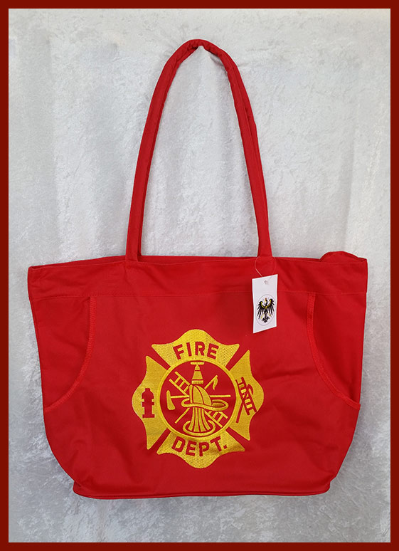 Fire Department Bag