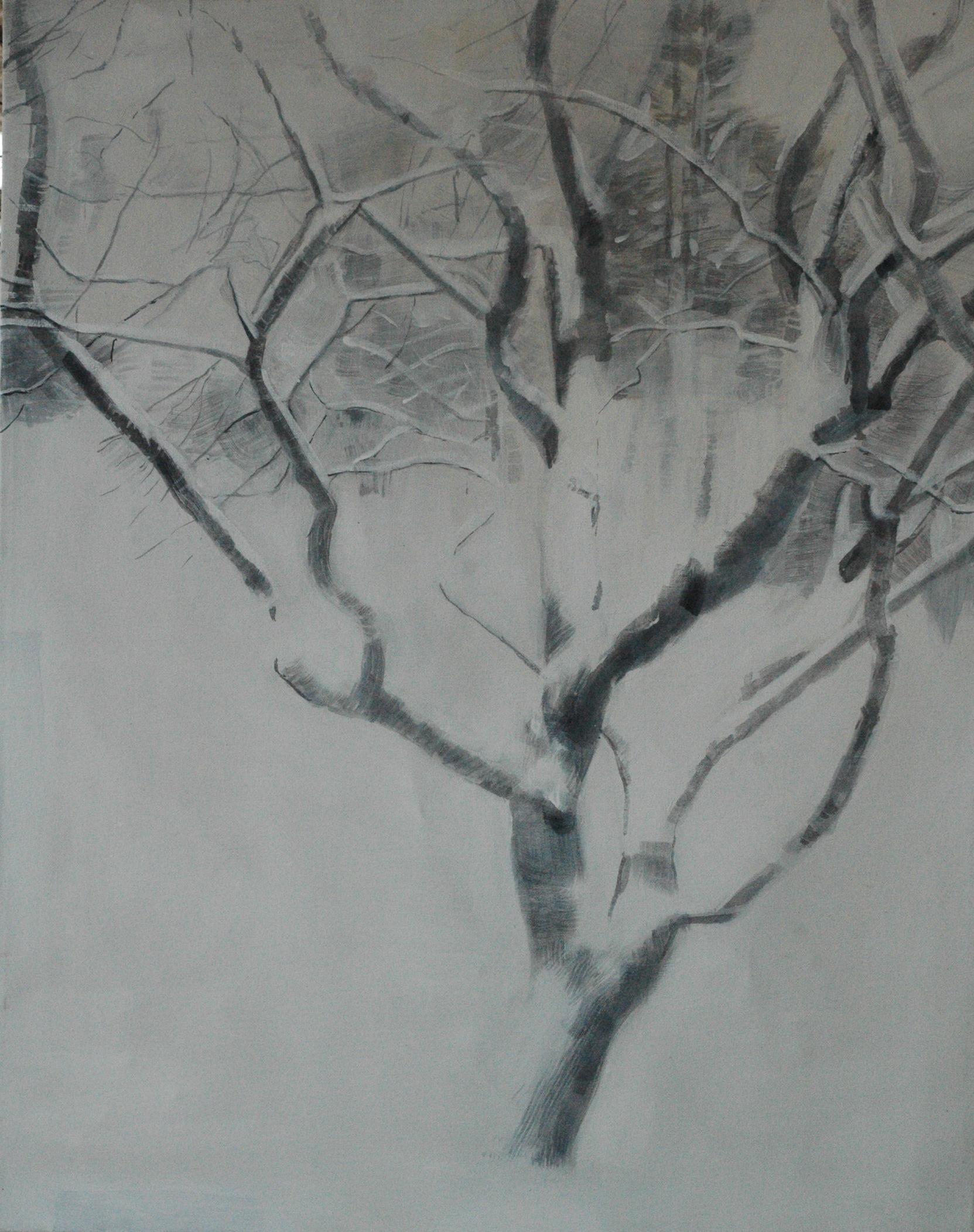 Vinterlønn 80x100