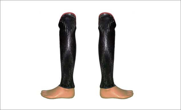 Below Knee - Exoskeletal