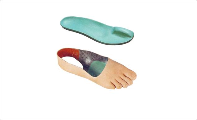 Partial Foot