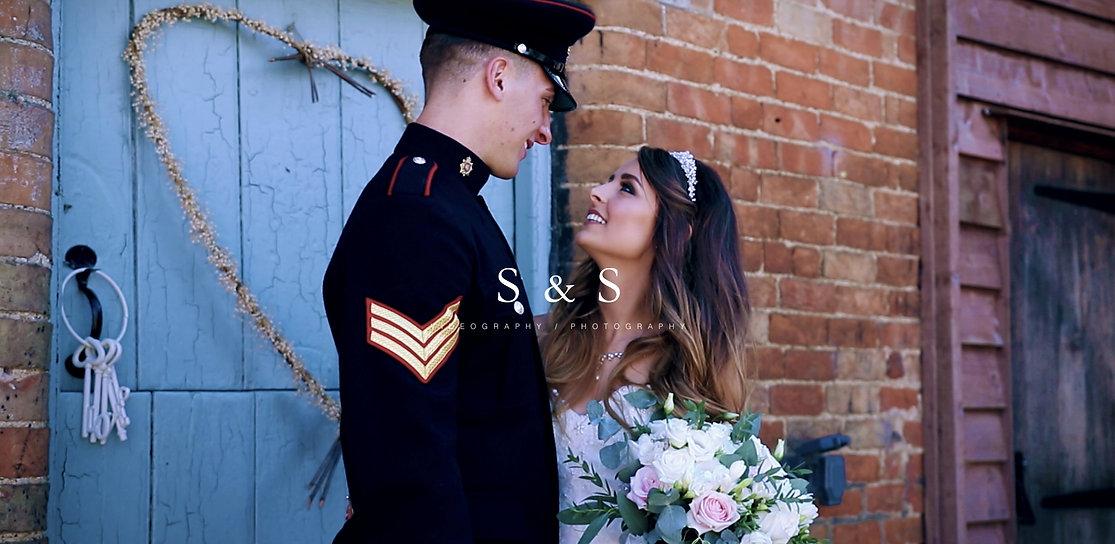 wedding video and photo Northamptonshire