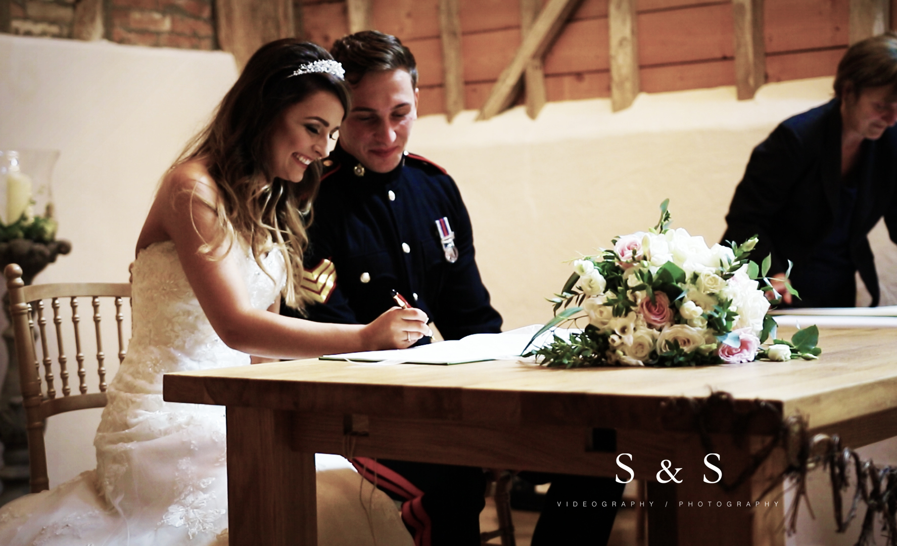 S&S Cambridge Wedding Video